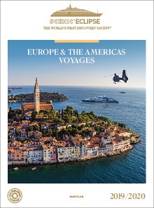 Scenic Eclipse - Europe & The Americas Voyages