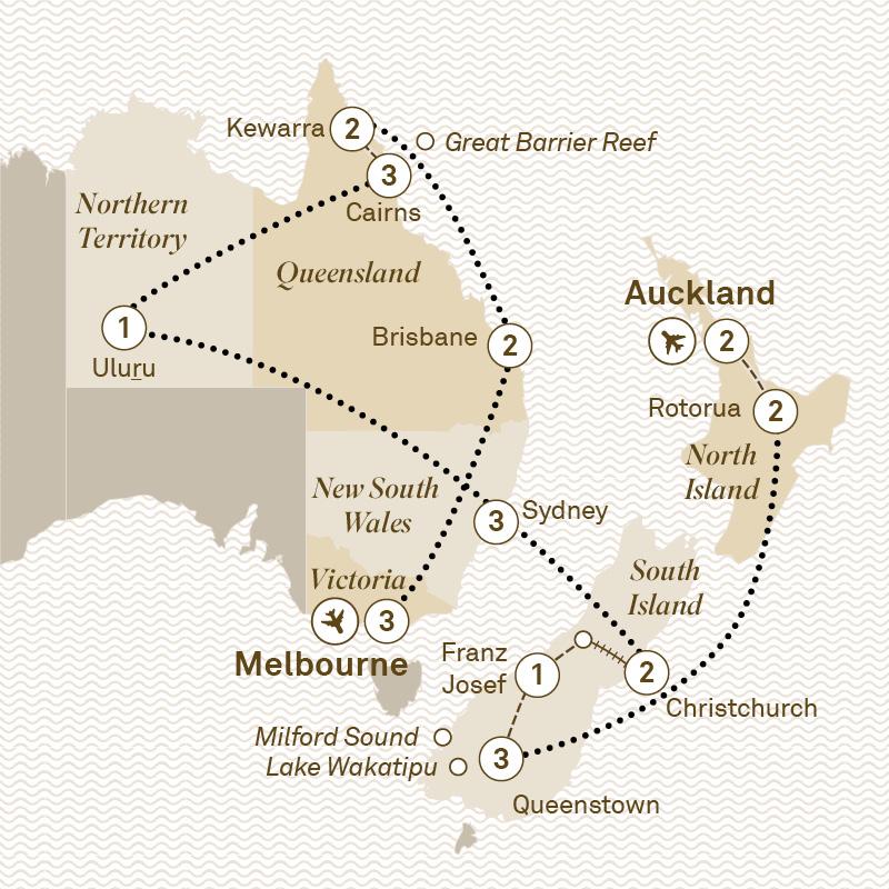 The Very Best Of Australia New Zealand
