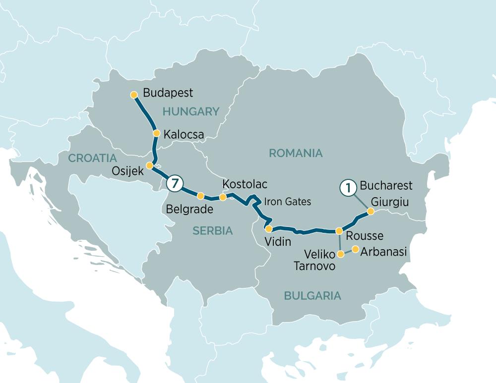 Enchantment Of Eastern Europe Emerald Waterways