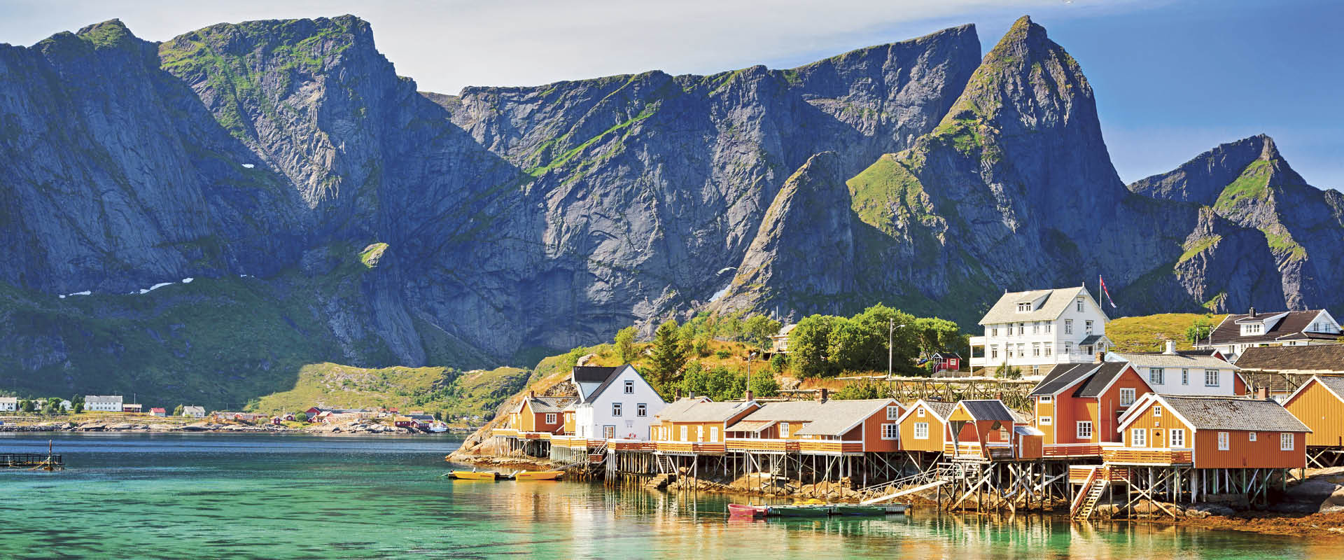 Lofoten Islands & Norwegian Fjords - Scenic Australia