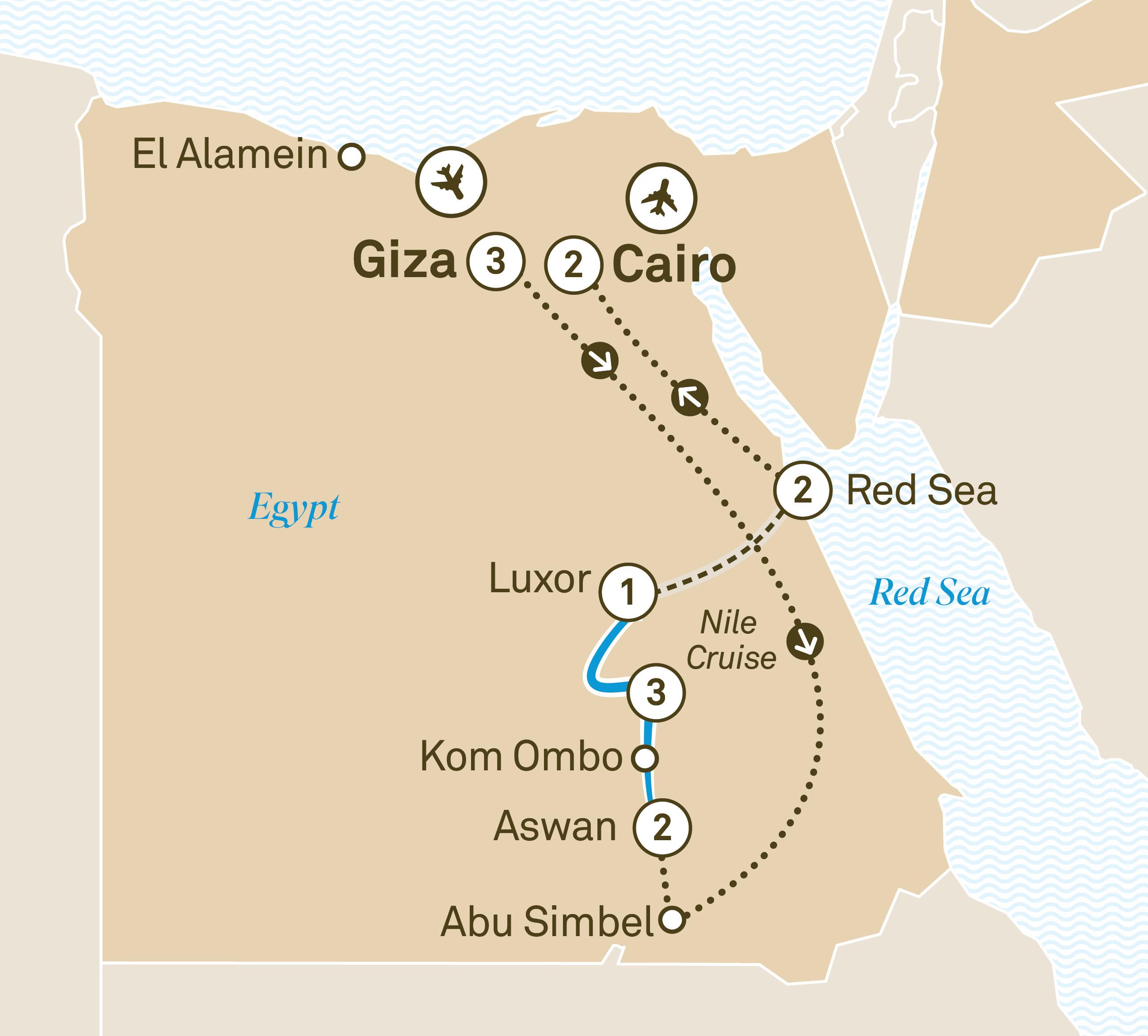 Egypt In Depth Scenic Usa