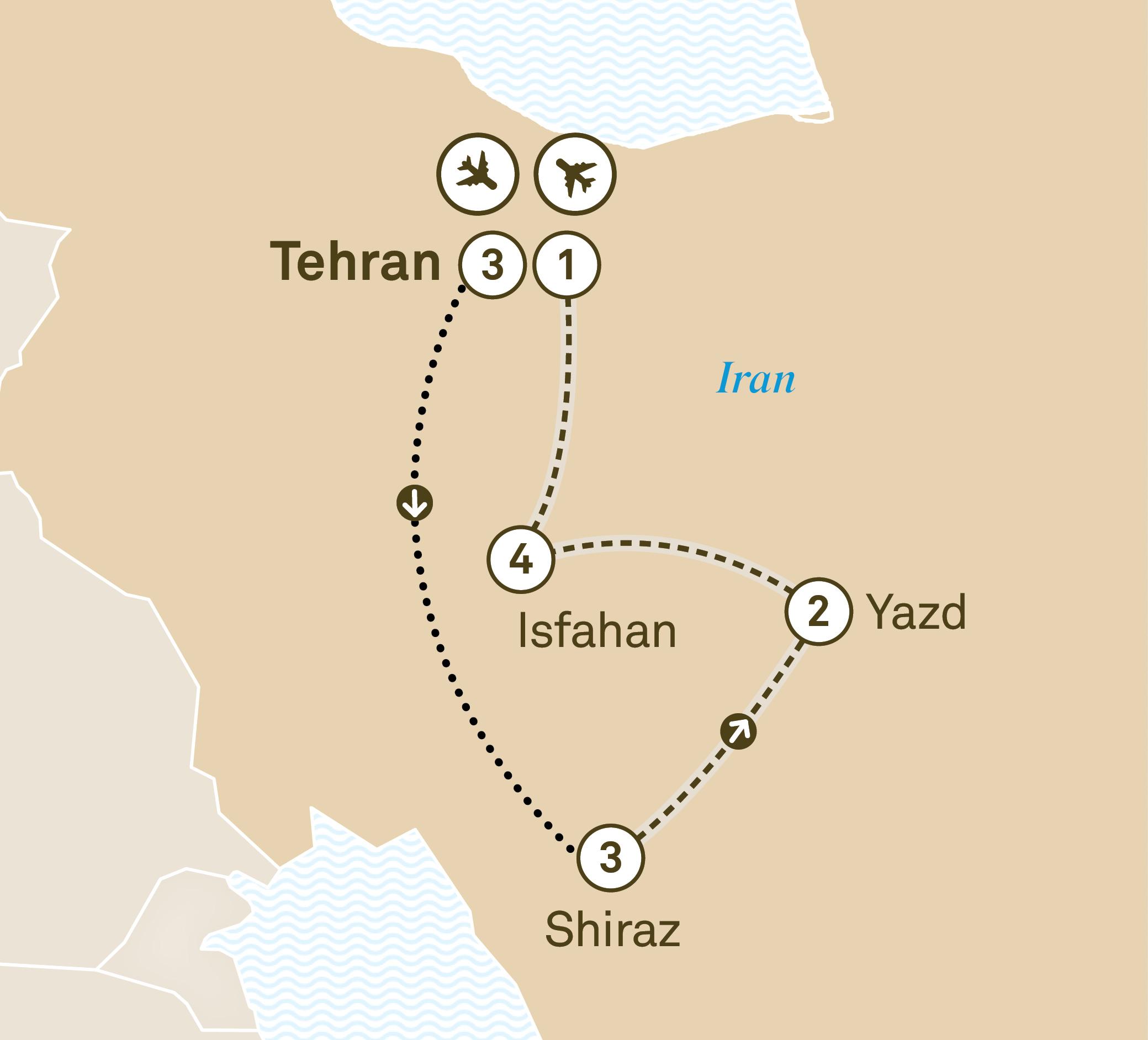 Persia Unveiled