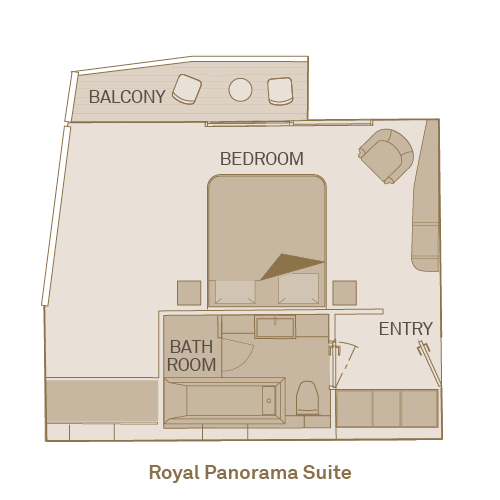 Royal Panorama Suite - RS