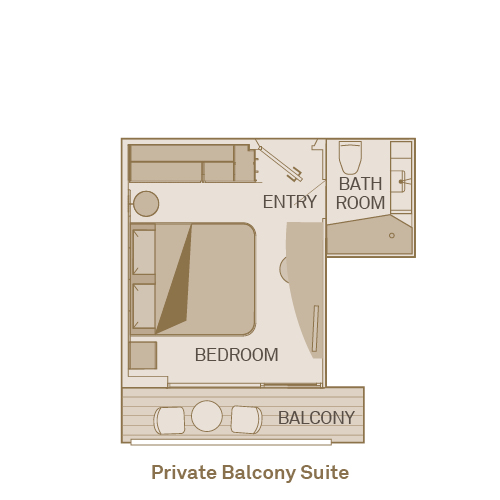 Balcony Suite - BA