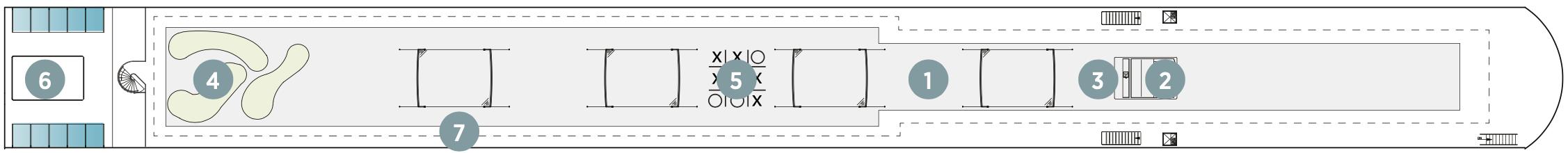 Deck Floorplan
