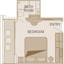 Deluxe Balcony Suite - PD