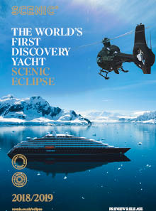 2018 Eclipse Preview – Luxury Ocean Cruising
