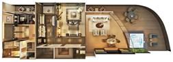 Two Bedroom Penthouse Suite - OT