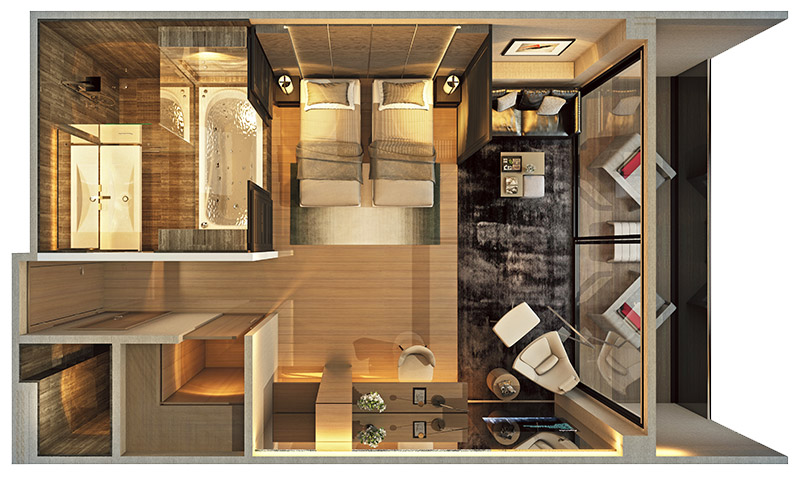 Spa Suite - S1