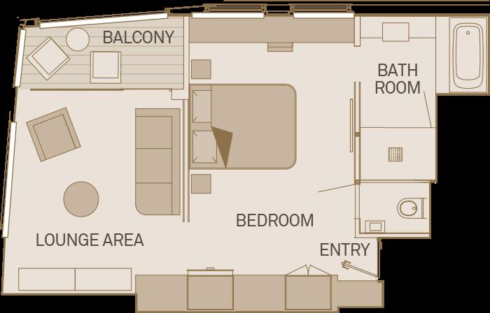 Royal Panorama Suite - RP