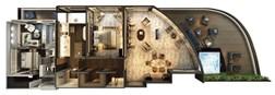 2-Bedroom Penthouse Suite - OT