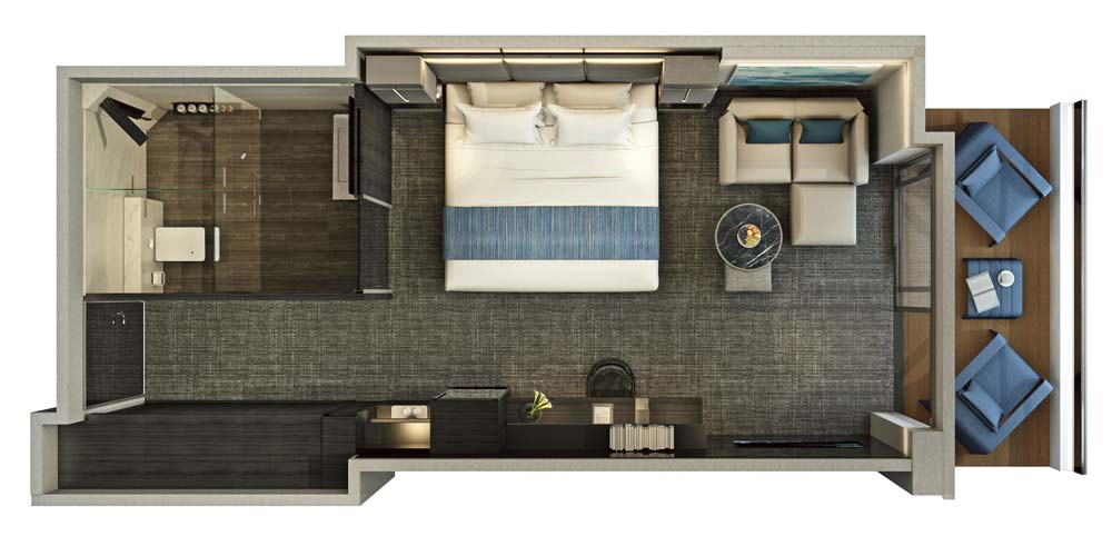Verandah Suite - A
