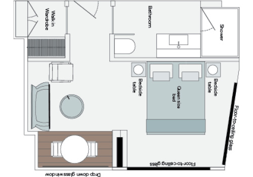 Emerald Riverview Suite  - RA