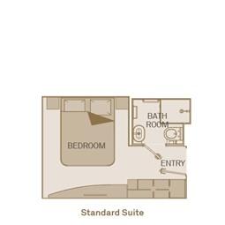 Standard Stateroom - E
